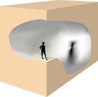 O mito da caverna redux