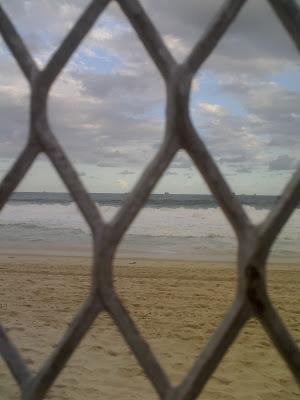 Fifa Fan Fest, cadê a praia que tava aqui? Foto de Isabella Lychowski