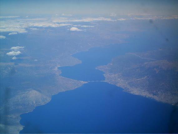 Llegando a mi querida Grecia