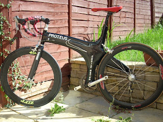 Hotta Infinity Or Proteus Bicycle Design