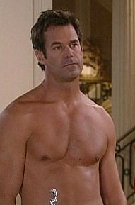 Tuc Watkins plays the sexy gay lawyer on 'Desperate Housewives', ...
