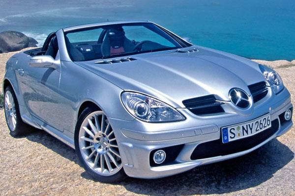Riders club mercedes benz slk 55 2010 for 2010 mercedes benz slk