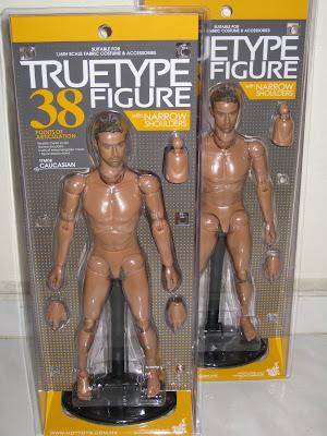 Hot Toys True Type Body 103