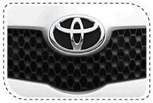 Exterior Toyota Yaris 2009