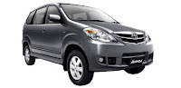 Warna Toyota New Avanza 2010 - Dark Grey Metallic