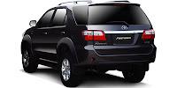 Toyota Fortuner Gambar