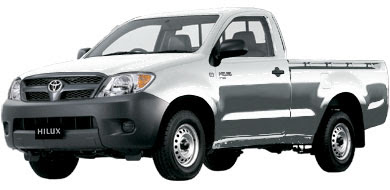 Pilihan Warna Toyota New Hilux - Super White