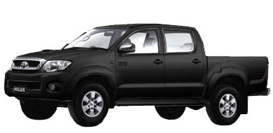 hilux double cabin 4x2