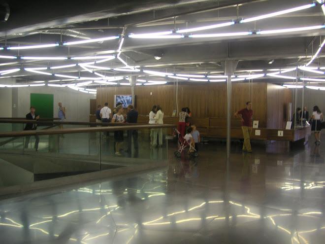 caixa fórum hall, madrid, juliol 2008