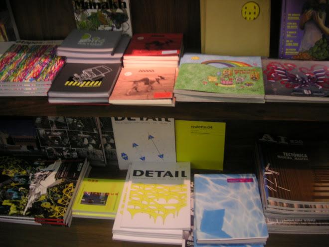 caixa fórum shop, madrid, juliol 2008