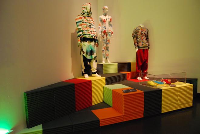 Fashion V Sport. Victoria & Albert Museum, London, Agost 2008