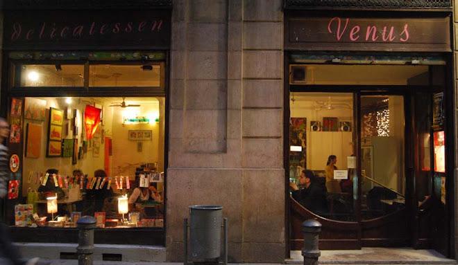Venus Delicatessen, Avinyó, Barcelona, Gener 2009
