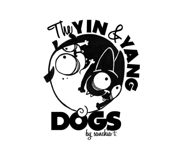 The Yin Yang Dogs