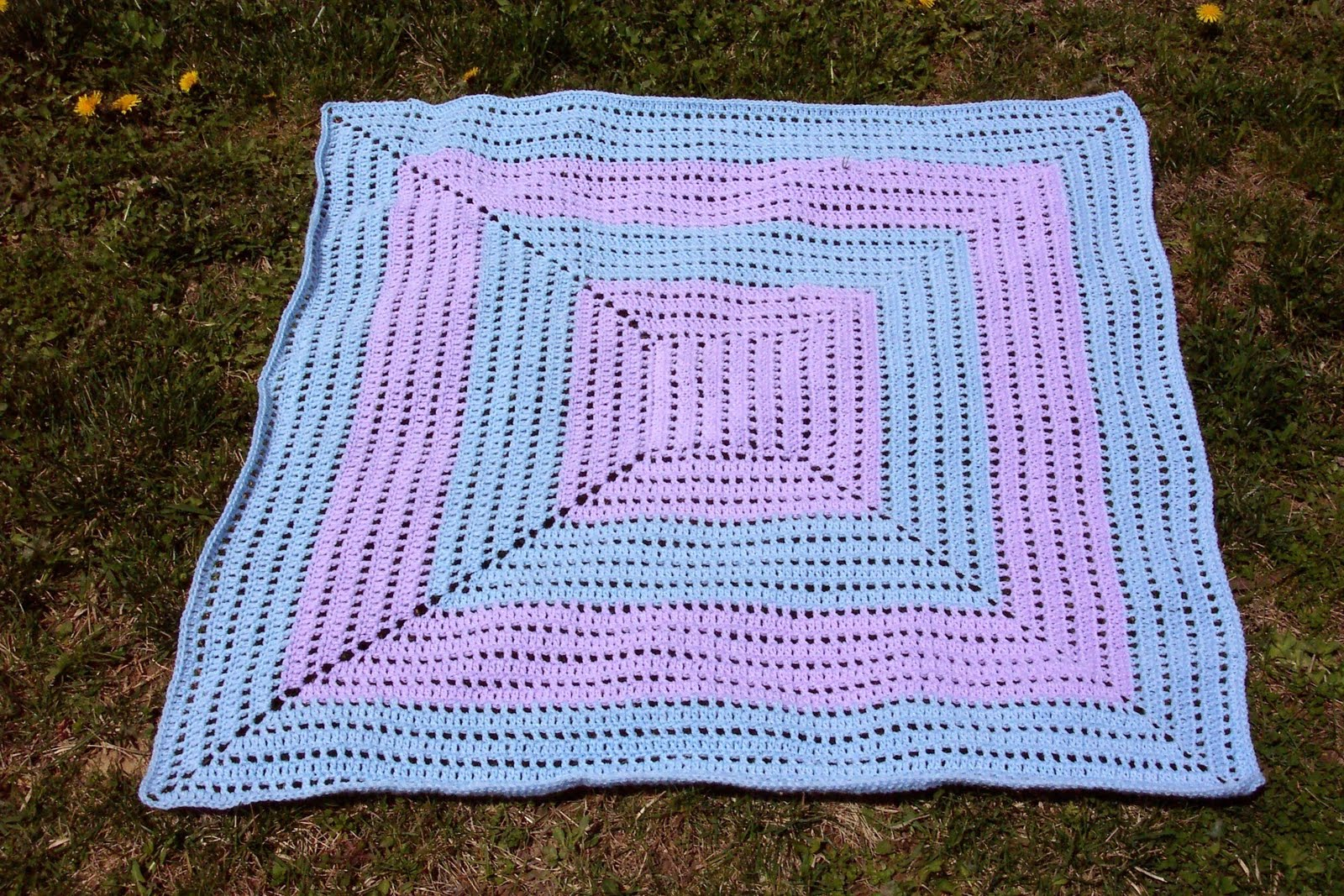 SmoothFox Crochet and Knit: SmothFox\'s A Whole Lotta Holes 12x12 ...