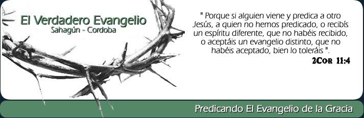 IGLESIA  BAUTISTA REFORMADA EVANGELIO DE LA GRACIA