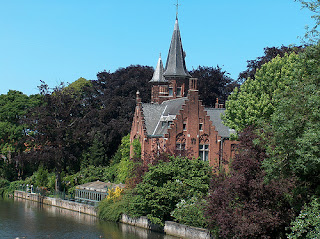 Brujas, Lago Minnewater
