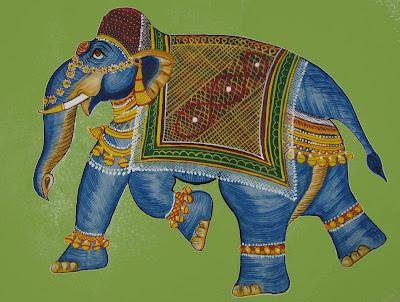 Rajasthani Miniature