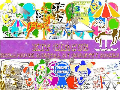 circo - {Kits Digitais} Circo, Palhaço, Patati, Patatá Kit_circus_byGorettyRocha_preview