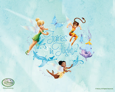 #9 Tinkerbell Wallpaper