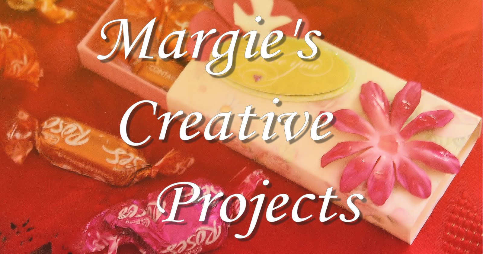 Margie's Creative Layout Resume