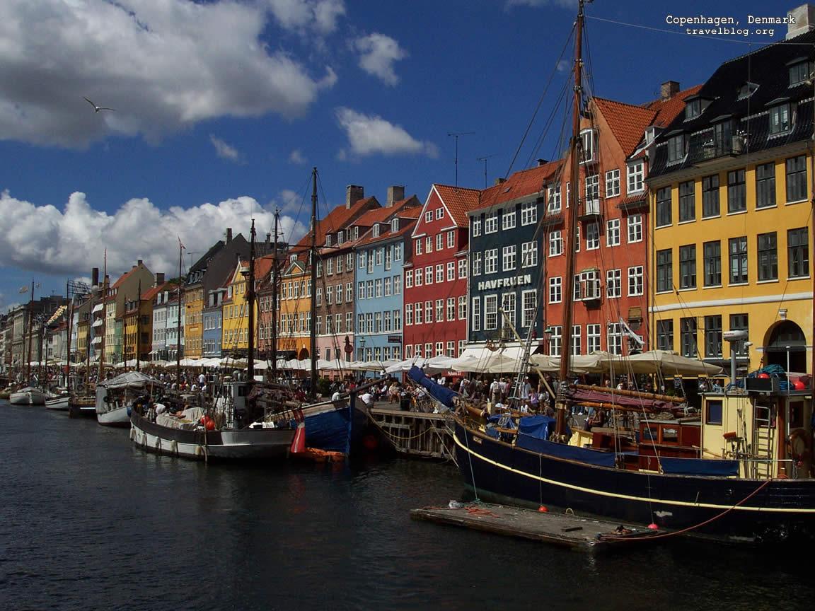Wallpaper Guides Copenhagen
