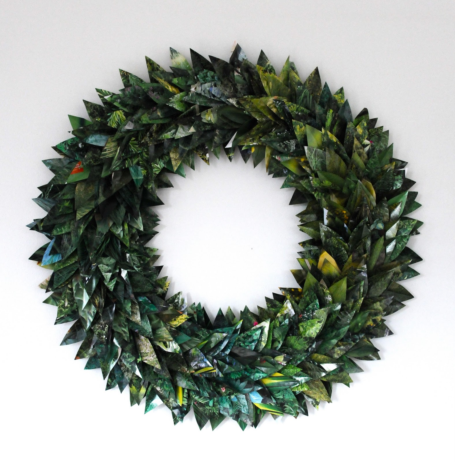 Gus other things recycled wreath Making wreaths
