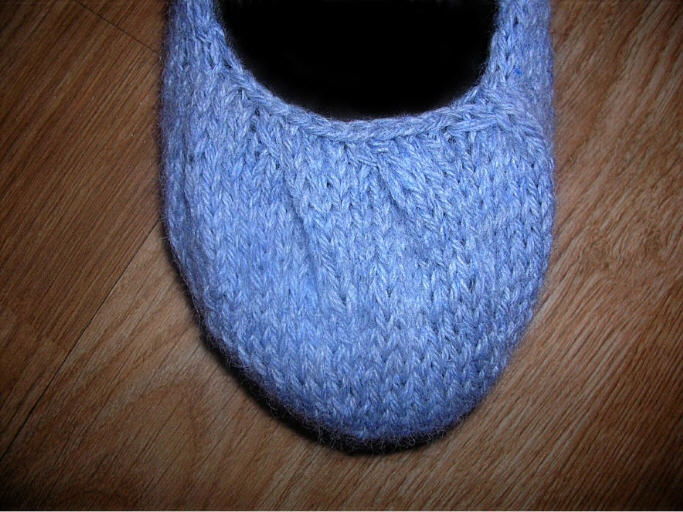 Knitting Sites With Free Patterns : Free Knitting Slippers Patterns - My Patterns