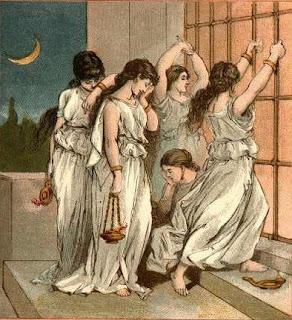 Parábola de las diez vírgenes Virgenes