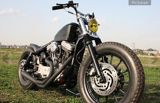 XL 1200 S Narrow Sportster Chopper