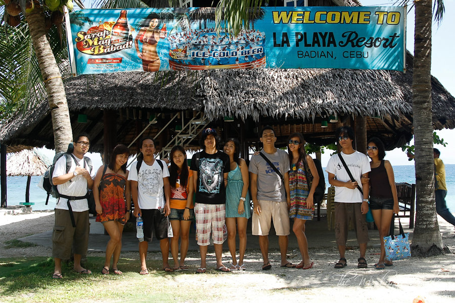 La Playa Beach Resort Badian