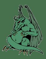 Další kresby draků
