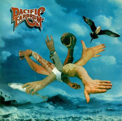 Cover Album of pacific charisma