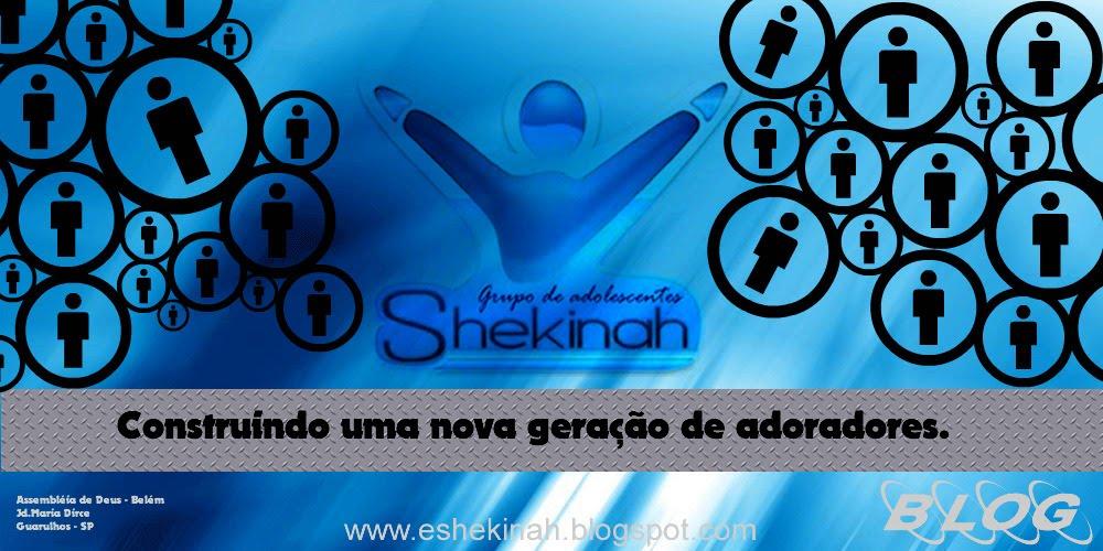 Shekinah Blog