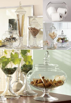 Dg Style Vases And Fillers