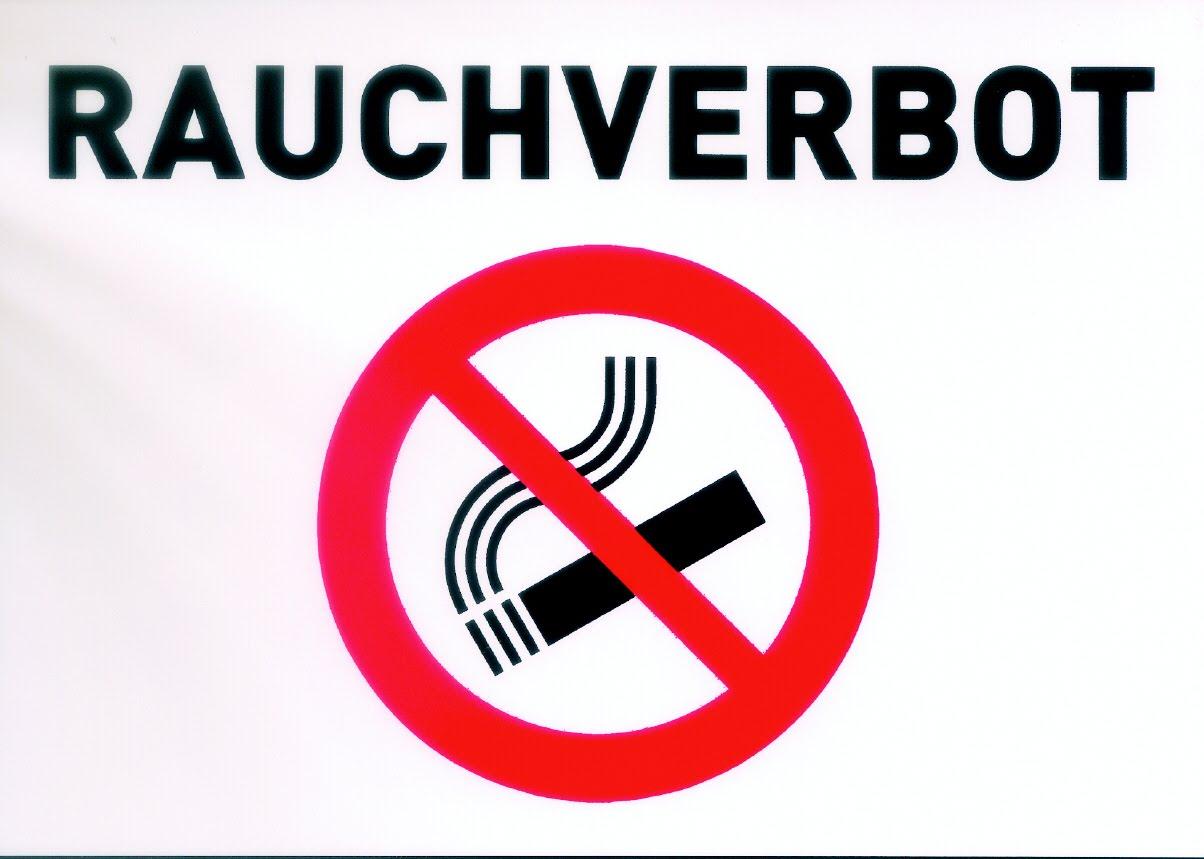 Das Rauchverbot Gesetz