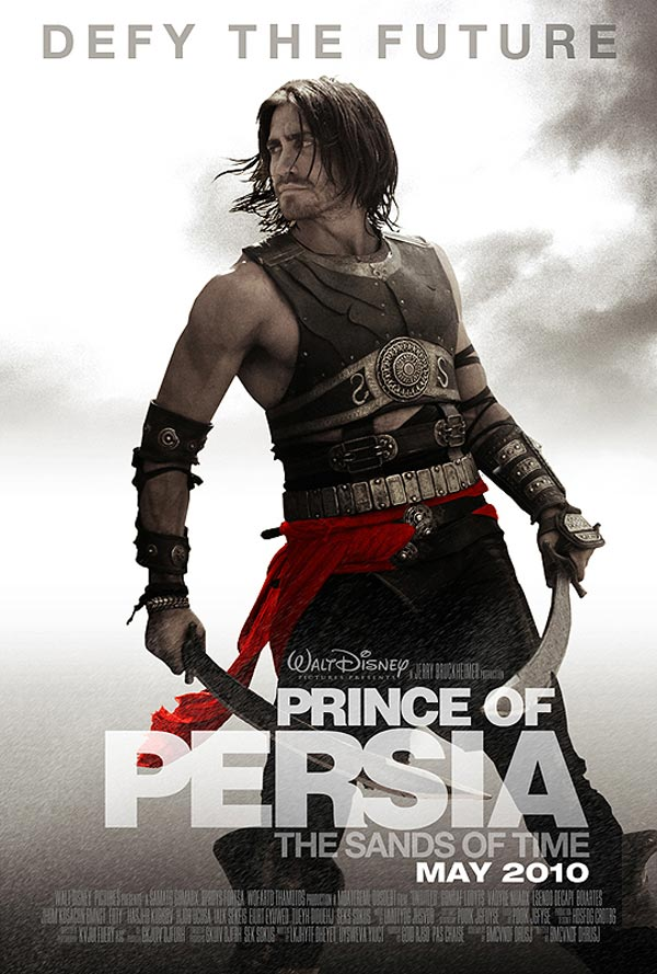 jake gyllenhaal prince of persia. Prince of Persia Poster
