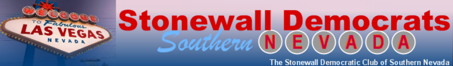 Stonewall Democratic Club of Southern Nevada Comms