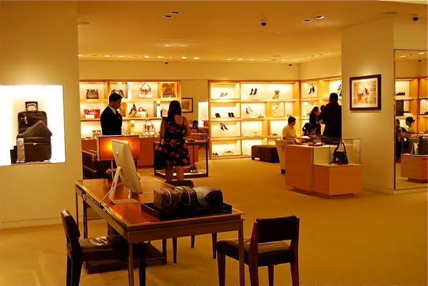 Louis Vuitton Philippines Greenbelt 4 Has Moved To The Bag Hag
