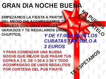FIESTA DE NOCHE BUENA