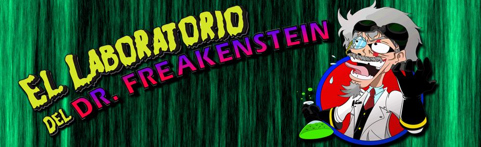 el laboratorio del Dr Freakenstein