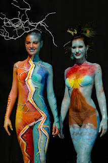 Artistic Body Painting