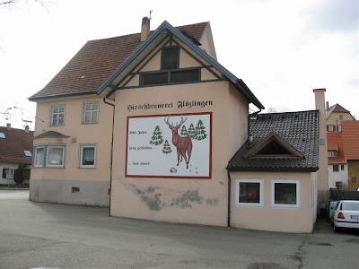 Hirschbrauerei Flözlingen