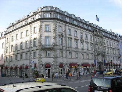 Hotel Golden Tulip, Konstanz