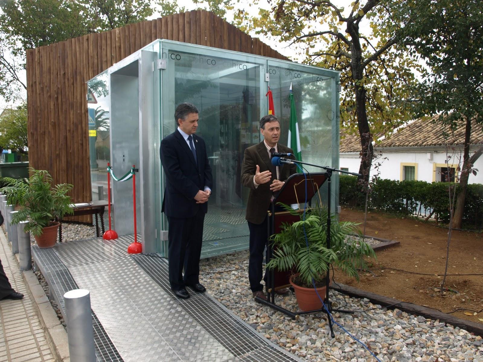 Constantina cuenta con una nueva oficina municipal de for Oficina de turismo sevilla