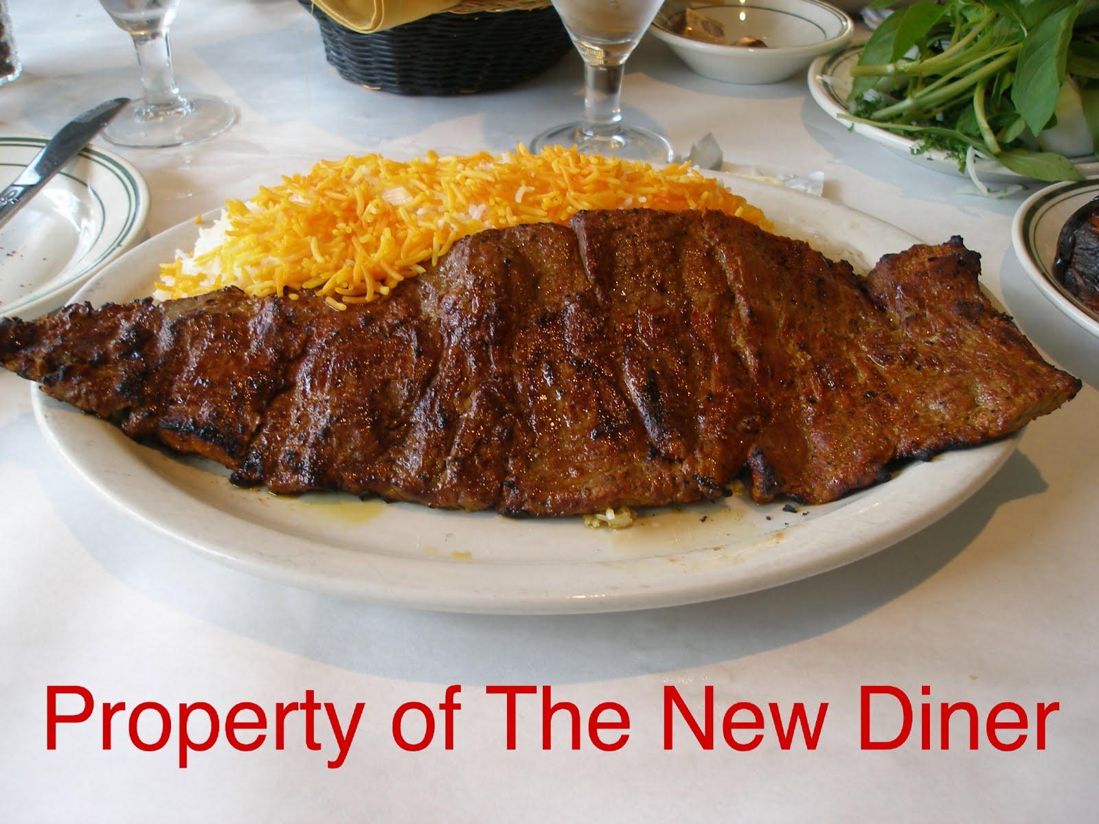 The New Diner: Raffi\'s Place Restaurant