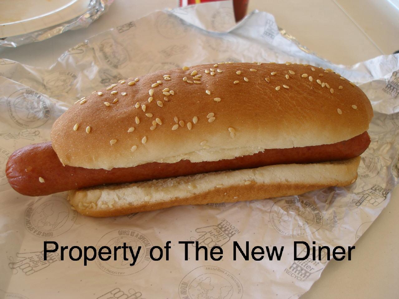 The New Diner: Costco-Chino Hills