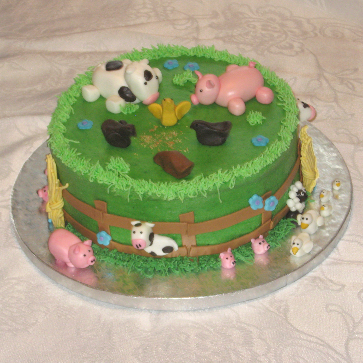 All Things Sweet Keldons Farm Cake