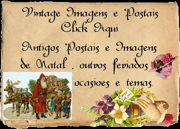 Vintage Imagens e Postais