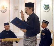 Datuk Seri Juhar Mahiruddin Is Sabah's New TYT