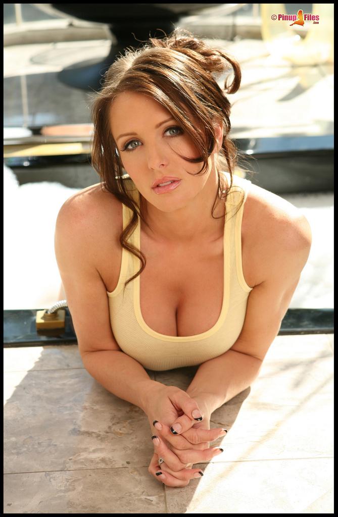 brandy wife boobs sex